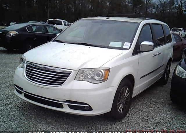 Inventory #298763140 2011 Chrysler TOWN & COUNTRY