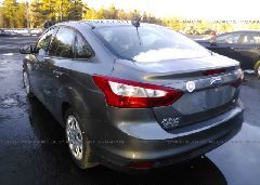 2012 FORD FOCUS - 1FAHP3F2XCL240805 [Angle] View