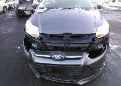 2012 FORD FOCUS - 1FAHP3F2XCL240805 detail view