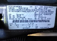 2012 FORD FOCUS - 1FAHP3F2XCL240805 engine view