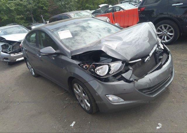 Inventory #675277374 2013 Hyundai ELANTRA