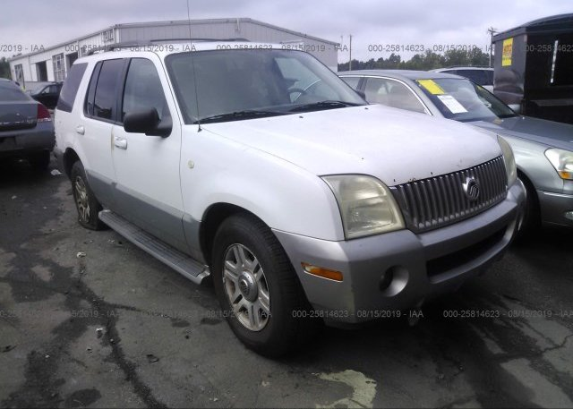 Inventory #608750384 2003 Mercury MOUNTAINEER