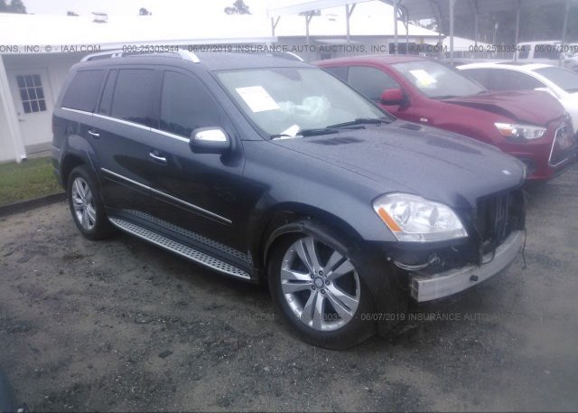 Inventory #238906354 2010 Mercedes-benz GL