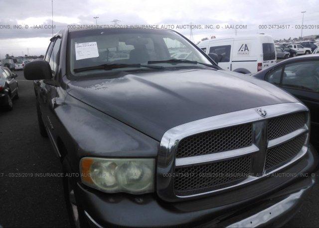 Inventory #367717714 2002 Dodge RAM 1500