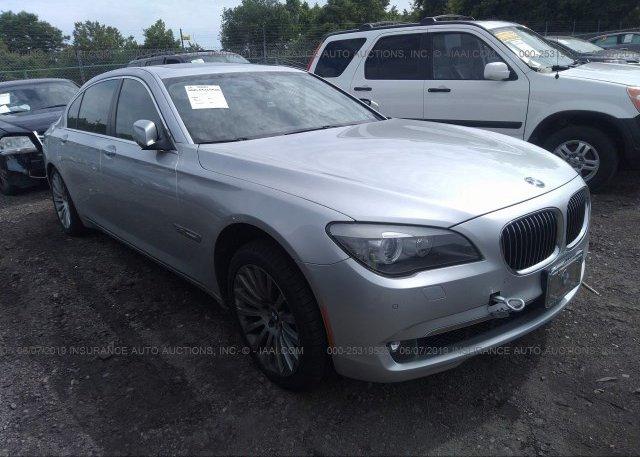 Inventory #570723918 2012 BMW 750