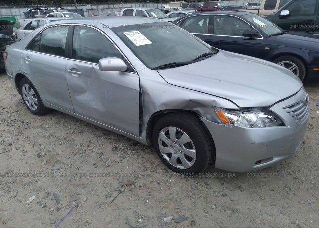 Inventory #814608658 2007 Toyota CAMRY