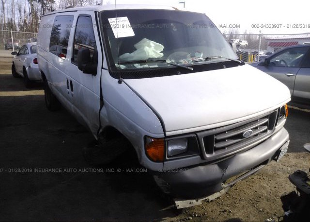 Inventory #321516431 2006 FORD ECONOLINE