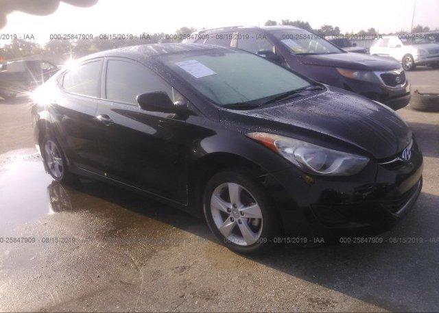 Inventory #847208999 2013 Hyundai ELANTRA