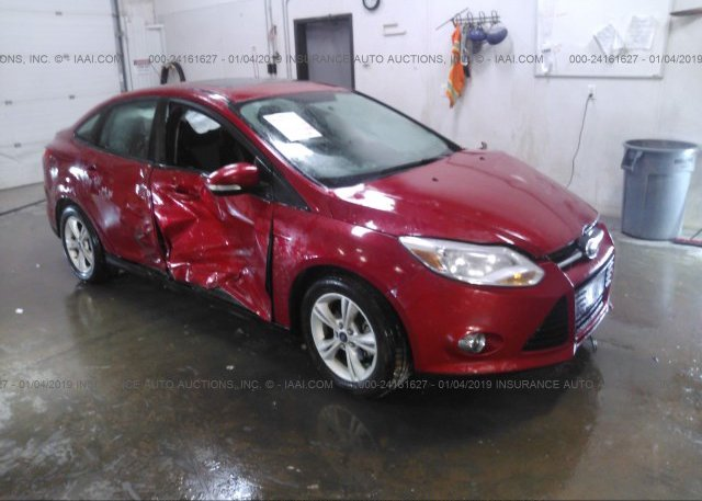 Inventory #728482860 2012 FORD FOCUS