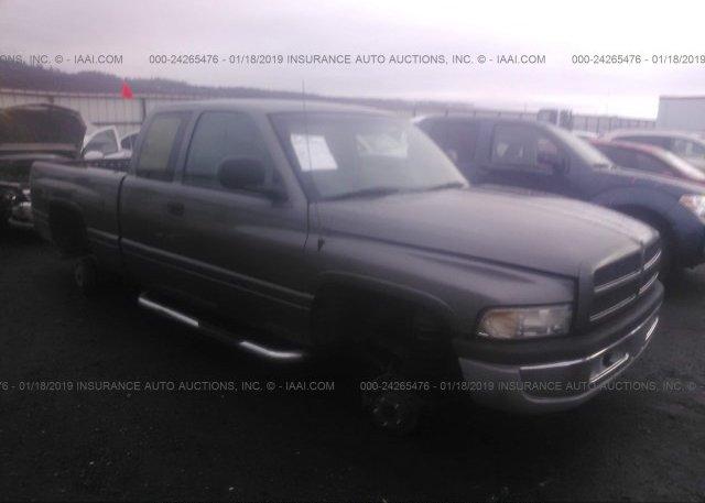 Inventory #236566954 1996 Dodge RAM 1500