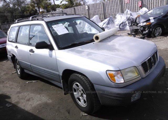 Inventory #483967672 2002 Subaru FORESTER