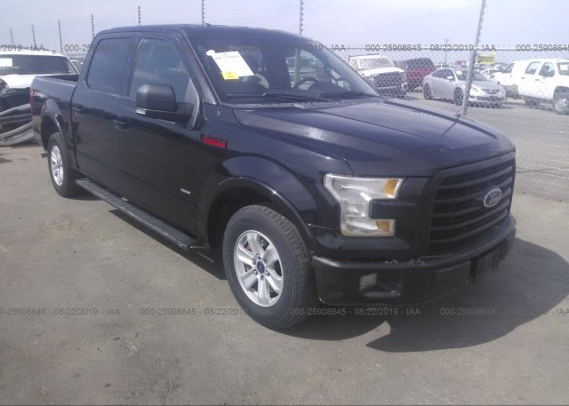 Inventory #406791837 2015 FORD F150
