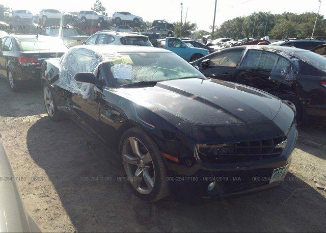 Inventory #159406666 2012 Chevrolet CAMARO