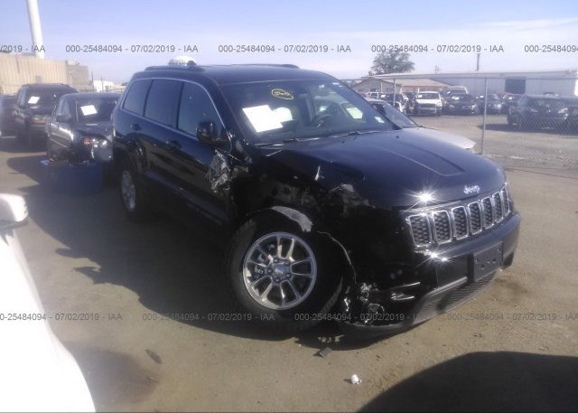 Inventory #499093600 2019 JEEP GRAND CHEROKEE