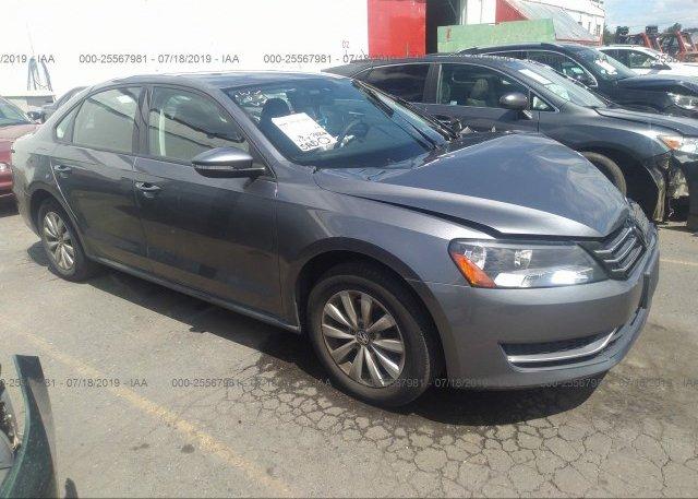 Inventory #759495198 2012 Volkswagen PASSAT