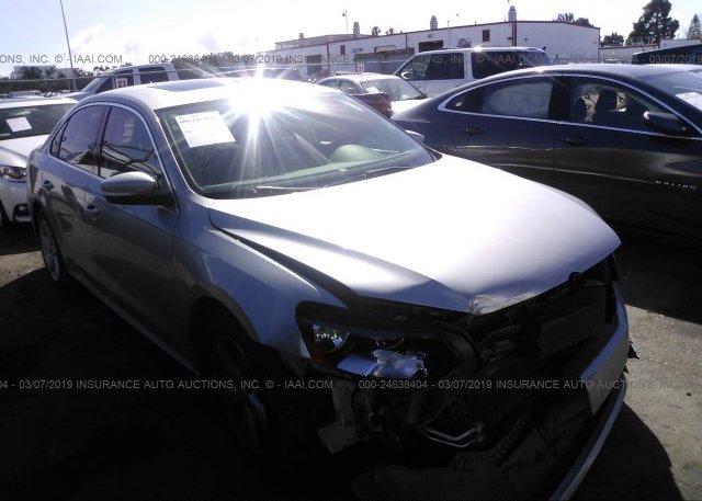 Inventory #394704294 2012 Volkswagen PASSAT