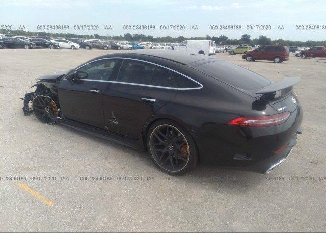 купить 2020 MERCEDES-BENZ AMG GT WDD7X8KB3LA012767