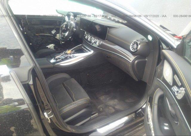 пригнать из сша 2020 MERCEDES-BENZ AMG GT WDD7X8KB3LA012767