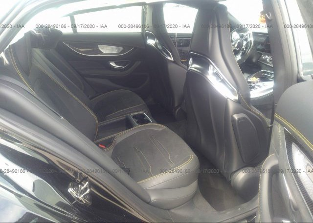 WDD7X8KB3LA012767 2020 MERCEDES-BENZ AMG GT