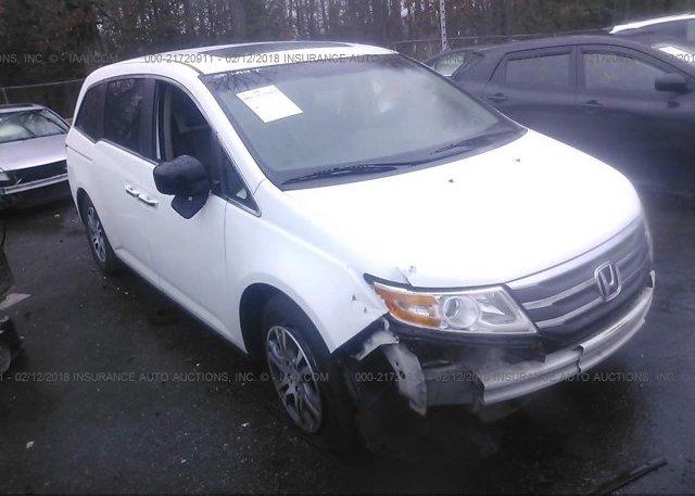 Inventory #262403477 2011 Honda ODYSSEY