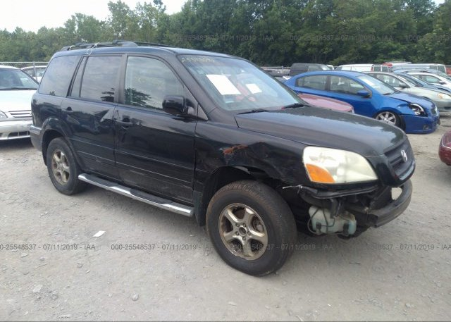 Inventory #282616983 2004 Honda PILOT