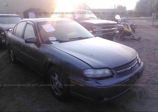 Inventory #458803645 2003 Chevrolet MALIBU