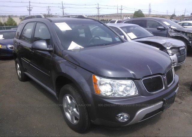 Inventory #417824807 2008 Pontiac TORRENT