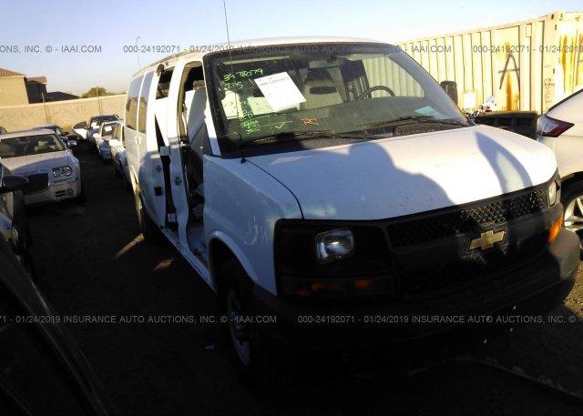 Inventory #235738572 2013 Chevrolet EXPRESS G2500