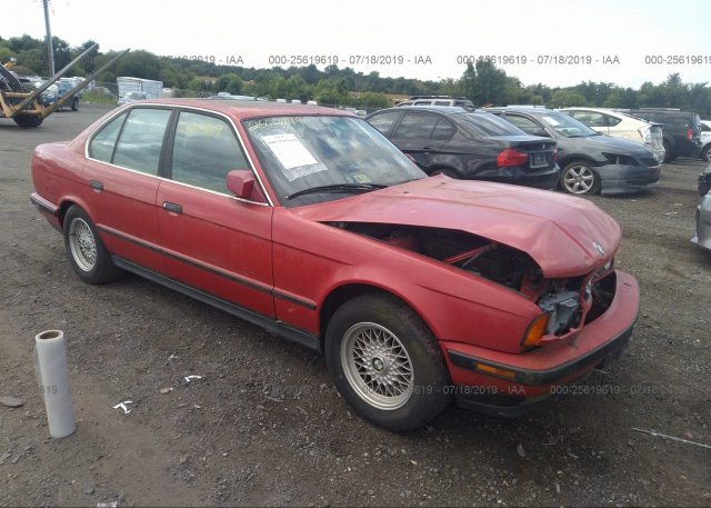 Inventory #463120399 1990 BMW 535