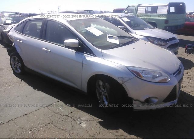 Inventory #850181267 2012 FORD FOCUS