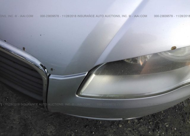 2007 AUDI A4 - WAUDF78E97A023304