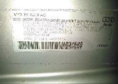 2007 AUDI A4 - WAUDF78E97A023304 engine view