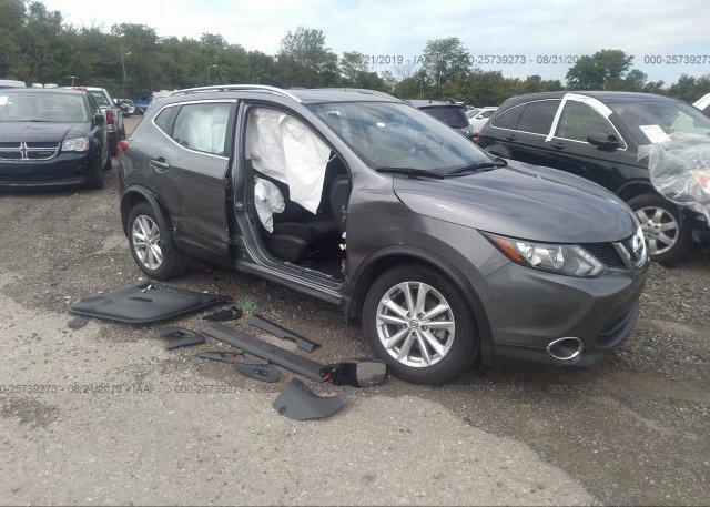 Inventory #711323117 2017 Nissan ROGUE SPORT