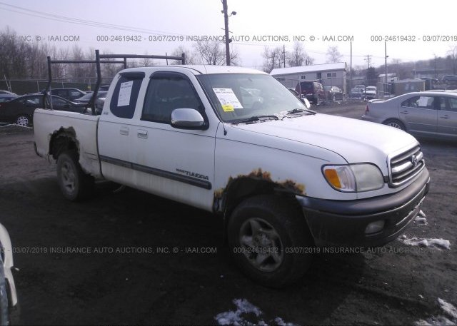 Inventory #579152488 2000 Toyota TUNDRA