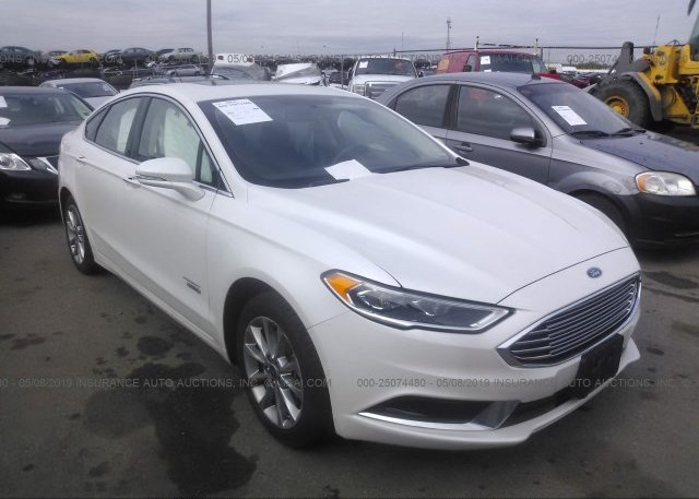 Inventory #714874928 2018 FORD FUSION