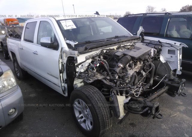 Inventory #595261639 2017 Chevrolet SILVERADO