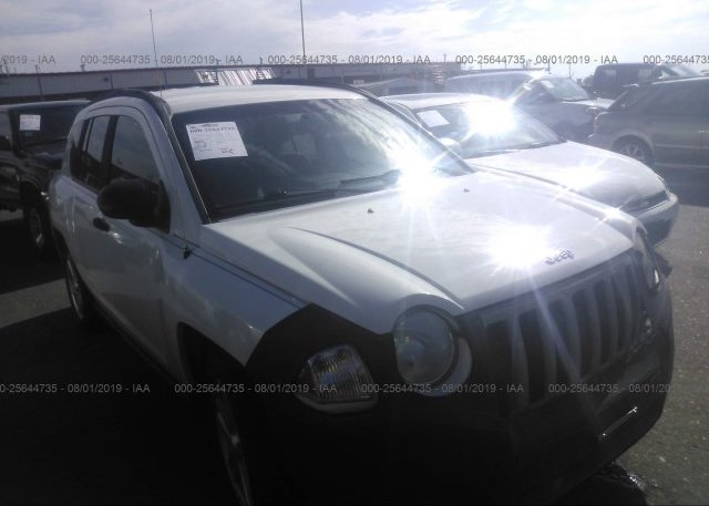 Inventory #768722241 2007 JEEP COMPASS