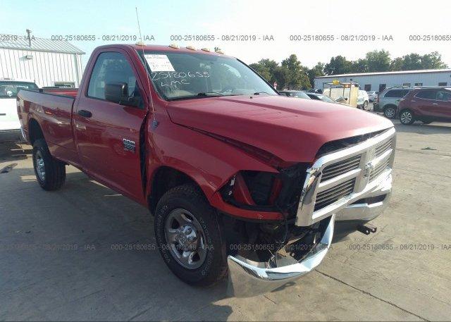 Inventory #152107127 2012 Dodge RAM 2500