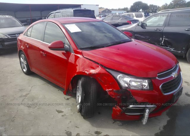 Inventory #785363647 2016 Chevrolet CRUZE LIMITED