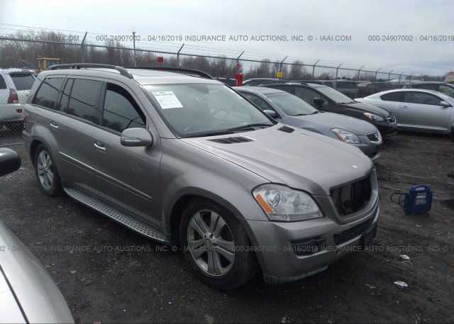 Inventory #461247834 2008 Mercedes-benz GL