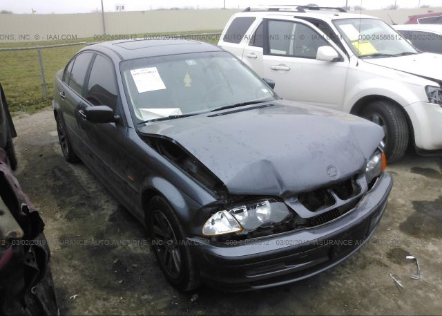 Inventory #720238087 2001 BMW 325