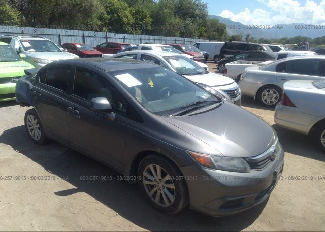 Inventory #340179669 2012 Honda CIVIC