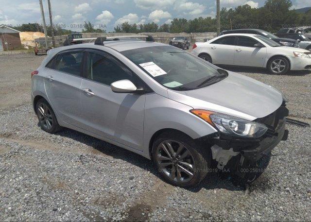 Inventory #247068920 2017 Hyundai ELANTRA GT