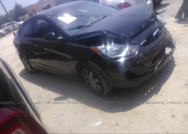 Inventory #482023242 2012 Hyundai ACCENT