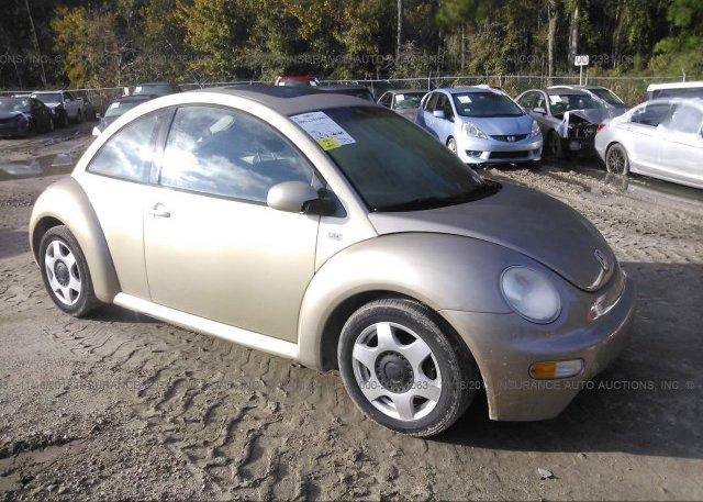 Inventory #629842248 2001 Volkswagen NEW BEETLE