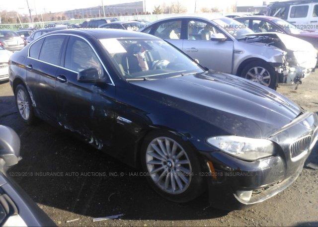 Inventory #913246829 2012 BMW 535