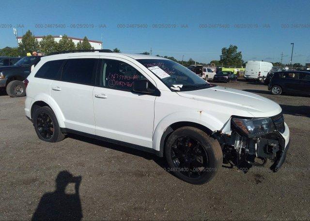 Inventory #689318275 2016 Dodge JOURNEY
