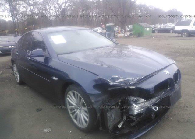 Inventory #455062666 2011 BMW 550