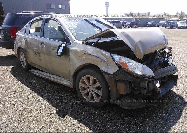 Inventory #408051357 2010 Subaru LEGACY