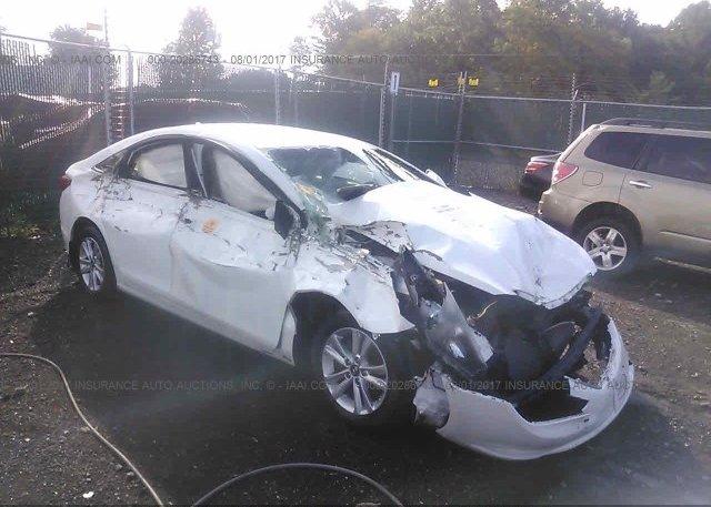 Inventory #848123443 2012 Hyundai SONATA